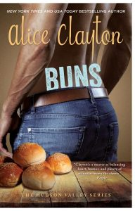 COVER REVEAL ~ BUNS by Alice Clayton