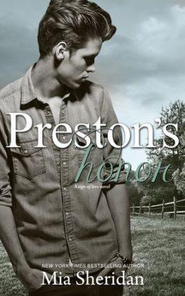 Review ~ Preston's Honor by Mia Sheridan