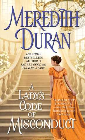 A Lady's Code of Misconduct by Meredith Duran
