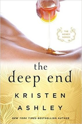Happy Release Day, Kristen Ashley's THE DEEP END!