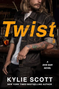 From Kylie Scott comes Twist (Dive Bar #2)