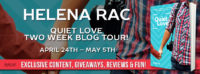 Read an Excerpt from Quiet Love by Helen Rac #giveaway