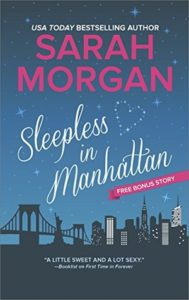 Sleepless in Manhattan (From Manhattan with Love #1) by Sarah Morgan – Review