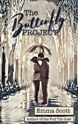 The Butterfly Project by Emma Scott – Review