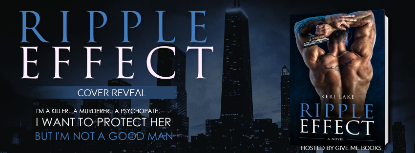 Signed paperback copy of Ripple Effect, Keri Lake Swag, $25 Amazon Gift Card
