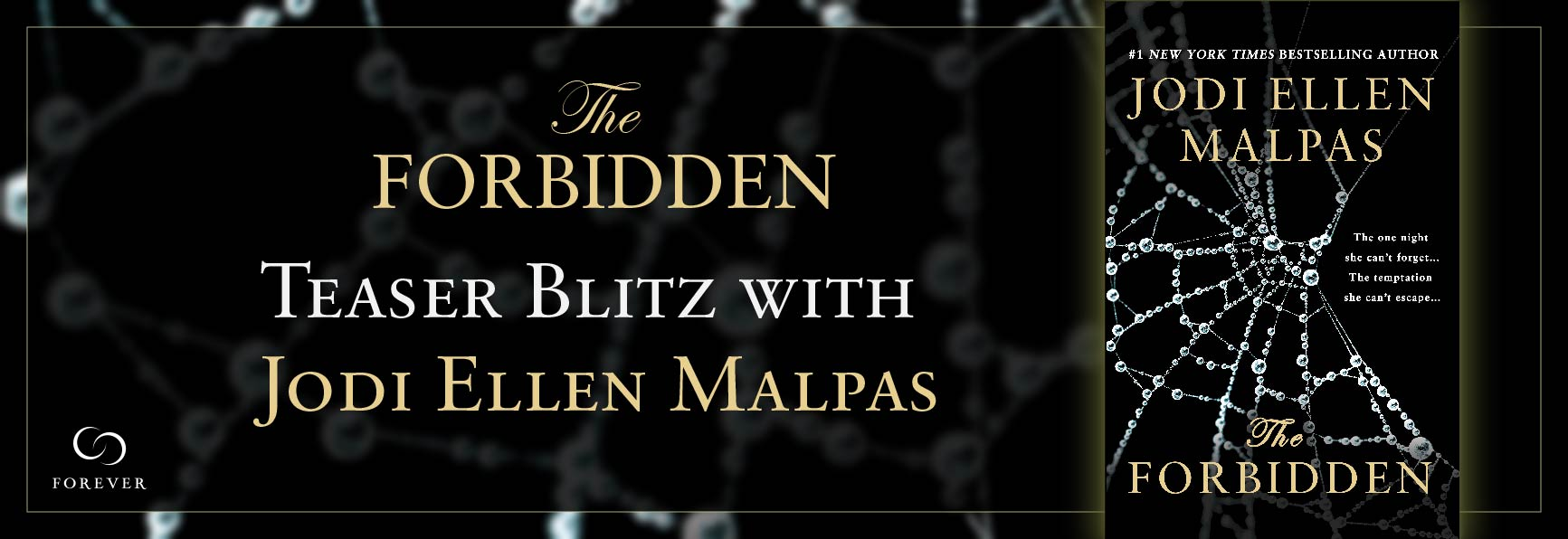 5 Advance Reading Copies (ARC) of THE FORBIDDEN by Jodi Ellen Malpas