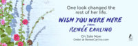 Happy Release Day, Renee Carlino and Wish You Were Here!