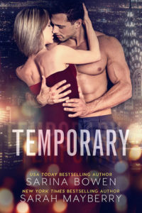 Look out world, we have a new author duo! Temporary by Bowen and Mayberry is a must read!