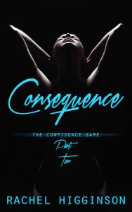 Consequence by Rachel Higginson → Cover Reveal and Excerpt