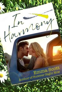In Harmony by Emma Scott → Cover Reveal