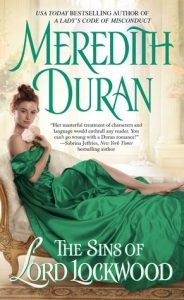 The Sins of Lord Lockwood by Meredith Duran → Review