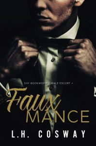 #CoverReveal Fauxmance by L. H. Cosway