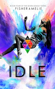 #CoverReveal Idol by Fisher Amelie