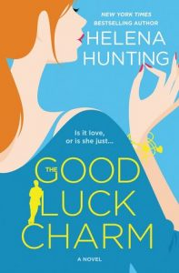 The Good Luck Charm by Helena Hunting –> Review, Q&A and Giveaway