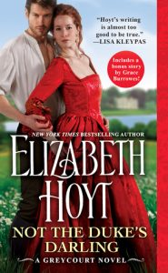 Not the Duke's Darling by Elizabeth Hoyt –> Review