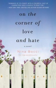 Chapter One Reveal for #OntheCornerofLoveandHate by Nina Bocci