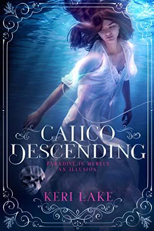 Calico Desceding by Keri Lake