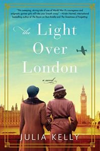 The Light Over London by Julia Kelly –> Review