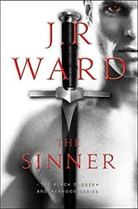 The Sinner (Black Dagger Brotherhood #19) by J. R. Ward #Giveaway #SneakPeak