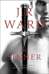 The Sinner (Black Dagger Brotherhood #19) by J. R. Ward #Giveaway #SneakPeak