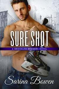 Sure Shot by Sarina Bowen –> Review
