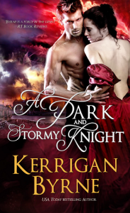 A Dark and Stormy Knight by Kerrigan Byrne –> Review