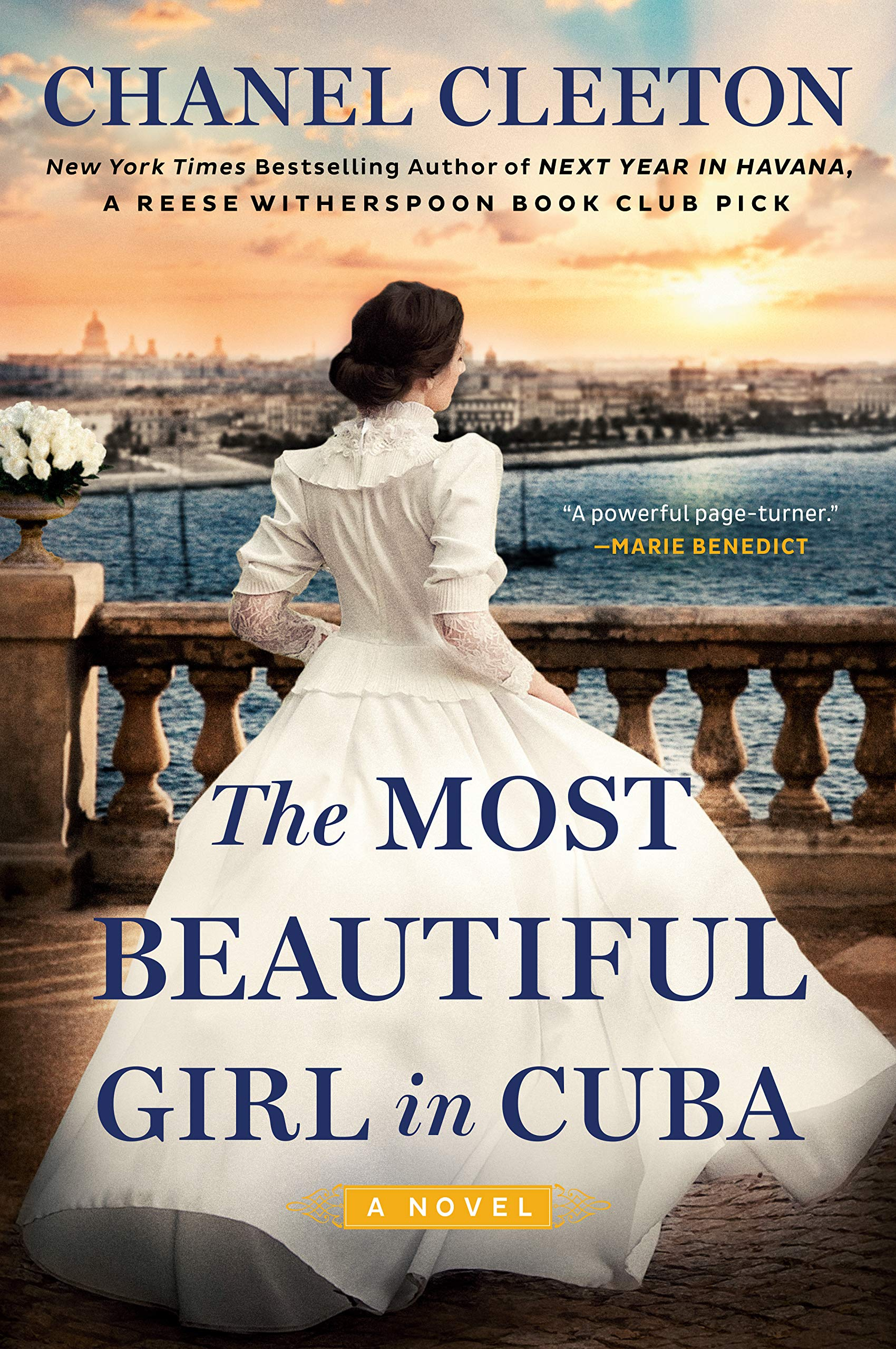 The Most Beautiful Girl in Cuba by Chanel Cleeton